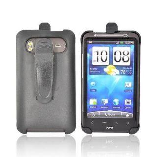 HOLSTER Swivel Belt Clip for HTC INSPIRE 4G Hard Plastic Black HOLDER