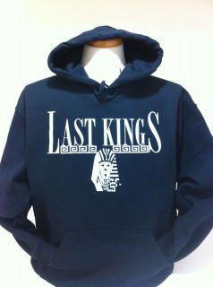 LAST KINGS HOODIE LIL WAYNE YMCMB HIP HOP RAP★ YMCMB hoodie ★Last