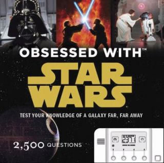 Obsessed with Star Wars by Benjamin Harper 2008, Hardcover