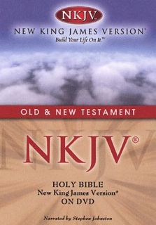 Holy Bible New King James Version   Old New Testament DVD, 2005, 2