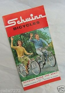 Vtg RARE Original Schwinn Mini Stingray Twinn 1968 Bicycle Bike Tandom