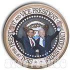 President Barack Obama Joe Biden Inaugural Pin Button Inauguration