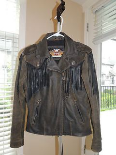 Genuine Harley Davidson Billings Limited Edition Womens Jacket With