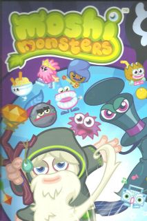 moshi monsters big bad bill in Toys & Hobbies