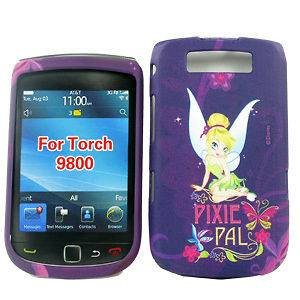 blackberry torch tinkerbell case