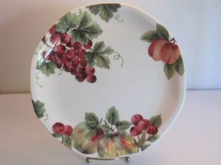 Royal Doulton Vintage Grape Dinner Plate TC 1193 Country French Fruit