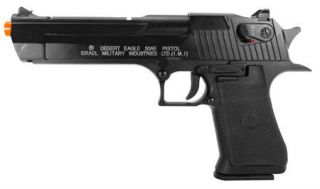 DESERT EAGLE .50AE Co2 AUTO METAL AIRSOFT PISTOL Blowback +6mm ammo