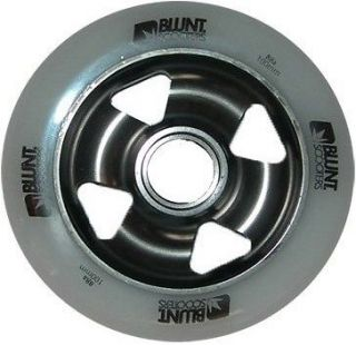 ENVY / BLUNT   Pro Scooter Wheel   CROSS Wheel   100mm   WHITE/GREY