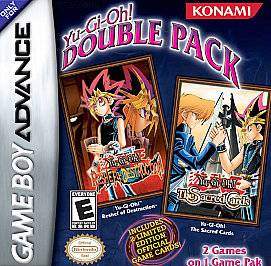 Yu Gi Oh Double Pack (Nintendo Game Bo