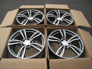 19 BMW M5 STYLE WHEELS TIRES 525 528 535 545 550 645 650 745 750 17
