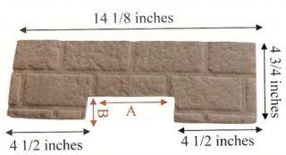 Whitfield Pellet Stove Firebrick, Fire Brick Cerra Board for Cascade