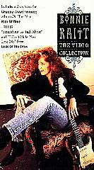 Bonnie Raitt   The Video Collection VHS, 1992