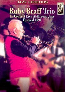 The Ruby Braff Trio   In Concert Live at Brecon Jazz Festival 1991 DVD
