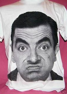 Mr. Bean British comedy starring t shirt size S