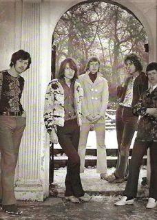 LED ZEPPELIN John Bonham + Robert Plant BAND OF JOY 12x10 magazine