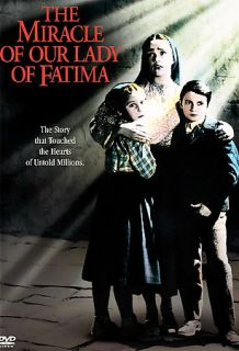 Miracle of Our Lady of Fatima DVD, 2006