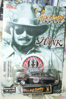 1998 RACING CHAMPIONS #18 HOT COUNTRY STEEL HANK WILLIAMS JR BOCEPHUS