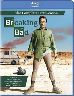 Breaking Bad The Complete First Season (Blu ray Disc, 2010)