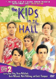 The Kids in the Hall   Complete Season 2 DVD, 2004, 4 Disc Set