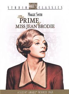 The Prime of Miss Jean Brodie DVD, 2004, Studio Classics