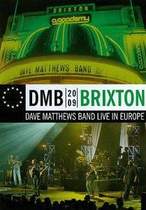 Dave Matthews Band The Brixton Academy 2009 DVD, 2011