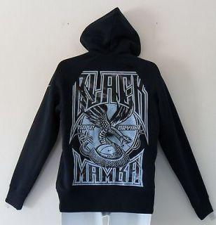 Nike Bryant Laker KOBE PREDATOR Sweat shirt BLACK MAMBA HOODY jersey