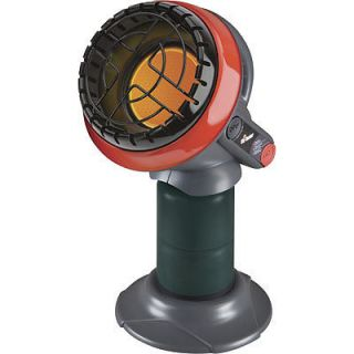 Mr Heater MH4B Little Buddy Portable Propane Heater 3800 BTU