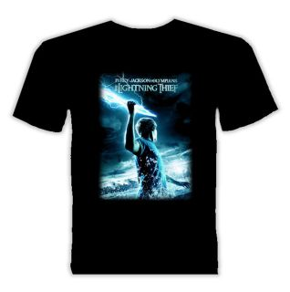 Percy Jackson and the Olympians The Lightning Thief Movie T Shirt