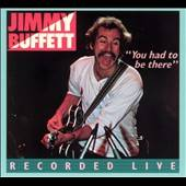 Recorded Live by Jimmy Buffett CD, Oct 1990, 2 Discs, MCA USA