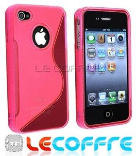 iphone 4 bumper pink in Cases, Covers & Skins