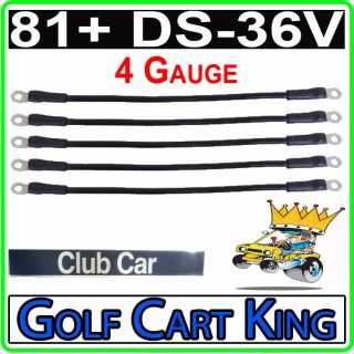 golf cart battery cables in Sporting Goods