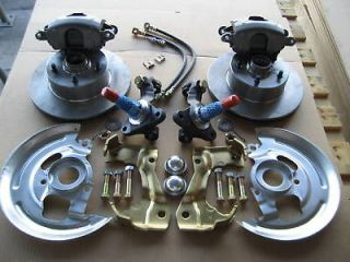 Disc Brake conversion Kit calipers and rotors  New (Fits Chevelle