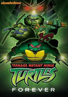 Teenage Mutant Ninja Turtles Turtles Forever DVD, 2010