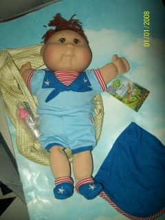 CABBAGE PATCH KIDS TRU girl BABY 2002 LQQK HAS BIRTH CERT/NAME