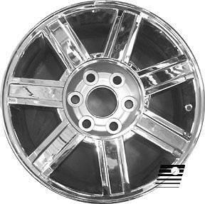 Cadillac Escalade 2007 2008 18 inch Used Wheel, Rim