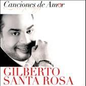 Canciones de Amor by Gilberto Santa Rosa CD, Jan 2012, Sony Music