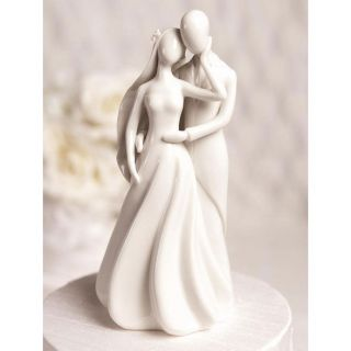 porcelain wedding cake topper in Cake Toppers