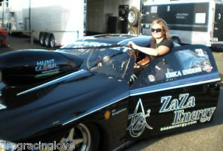 FIRST Woman Pro Stock Winner ZaZa Energy 2011 Camaro PHOTO