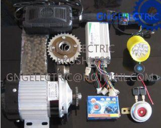 48V 950W ELECTRIC MOTORIZED E BIKE / CAR /GOLF CART CONVERSION KIT