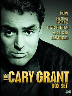 Cary Grant Box Set DVD, 2006, 5 Disc Set, 5 DVDs