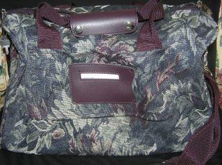 PIERRE CARDIN TRAVEL BAG~ 15 INCH luggage suitcase case EUC