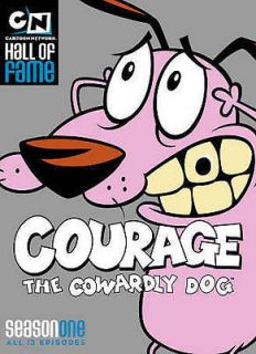 COURAGE THE COWARDLY DOG SEASON ONE   NEW DVD