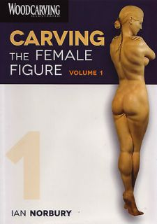 Carving the Female Figure Wood Carving DVD   Ian Norbury