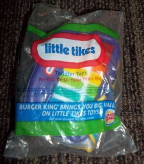 2004 Little Tikes Burger King Under 3 Toy Xylaphone