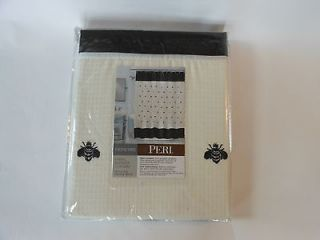 Black And Ivory Damask Curtains On PopScreen