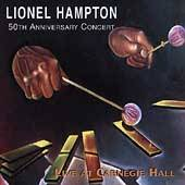 Live at Carnegie Hall by Lionel Hampton CD, Apr 1999, Half Note
