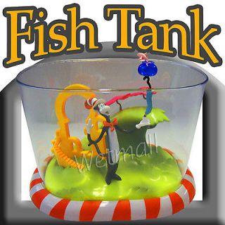 Lego fish tank chairs house decor aquarium room furniture for Cat proof fish tank