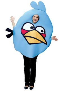Blue Bird ADULT Costume One Size Fits Most NEW Angry Birds