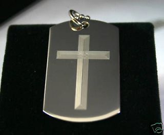 lords prayer cross necklace in Jewelry & Watches