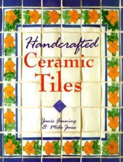 Handcrafted Ceramic Tiles by Janis Fanning and Mike Jones 2000